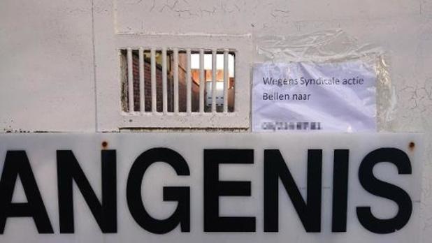Gevangenisvakbonden dienen stakingsaanzegging in voor 6 maart