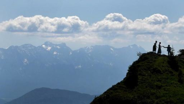 Drie Duitse wandelaars omgekomen in de Alpen