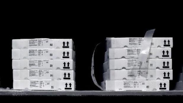 Le vaccin Pfizer pourrait être conservé au réfrigérateur pendant un mois