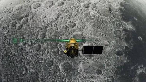 "Indiase maansonde maakte ""harde landing"""
