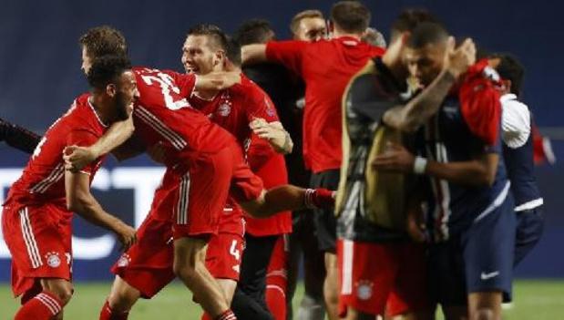 Le PSG pour une revanche face au Bayern, un duel Real-Liverpool au programme des quarts