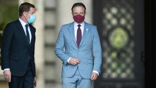 """De Wever betreurt """"gebrek aan moed om carrousel van formatierondes te stoppen"""""""