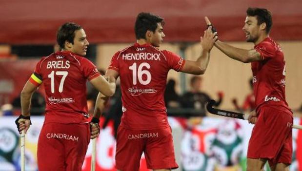 Les Red Lions terminent l'année en N.1 mondiaux, les Red Panthers restent 12e