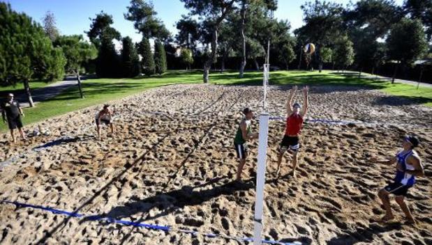 Belgische beachvolleyduo's naar kwartfinales in Baden