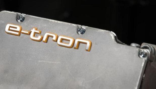 La production à l'arrêt chez Audi Brussels