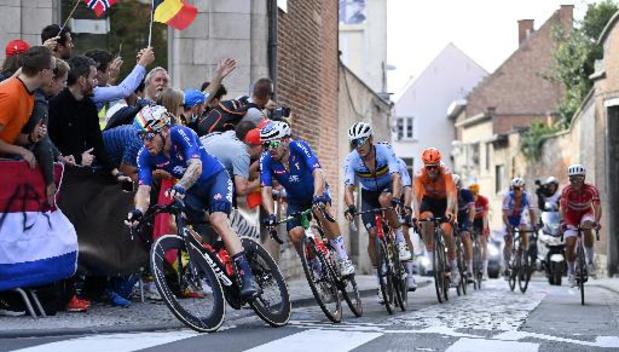 """Mondiaux de cyclisme - Sonny Colbrelli: """"J'aurais aimé terminer la saison autrement"""""""