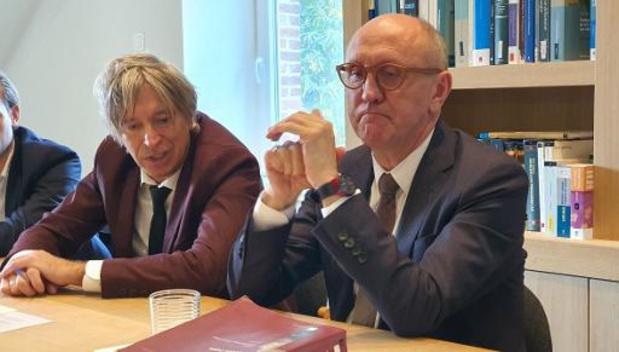 Formation fédérale - Johan Vande Lanotte (sp.a) exclut de redevenir ministre