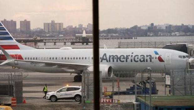 BOEING 737 MAX - American Airlines stelt de terugkeer van 737 MAX uit tot april