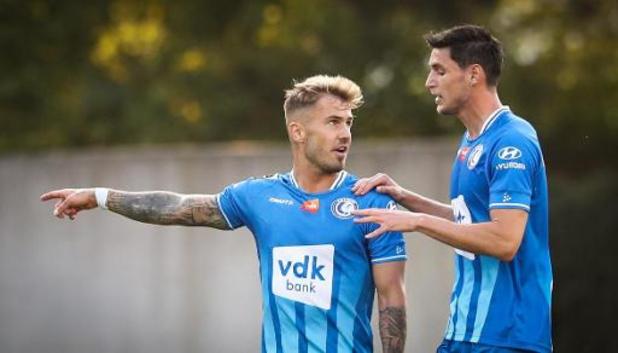 Jupiler Pro League - AA Gent pakt de volle buit op Le Canonnier