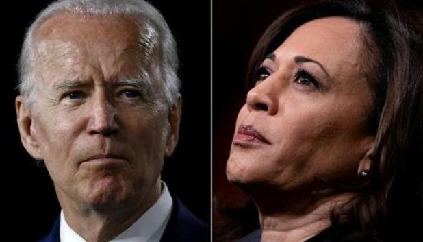Biden-Harris geven belastingaangiftes vrij