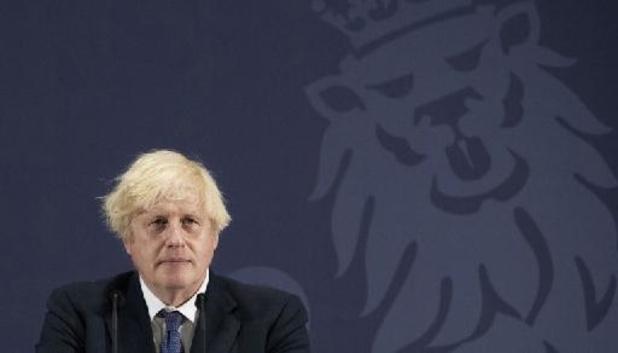 Cas contact, Boris Johnson devra s'isoler mais uniquement quand il ne travaille pas