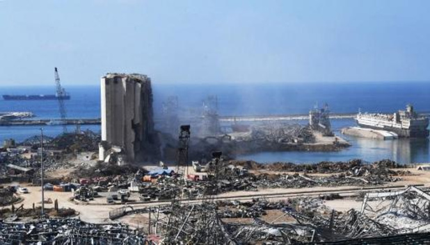 Explosie Beiroet - VN lanceren oproep voor 565 miljoen dollar aan fondsen voor Libanon