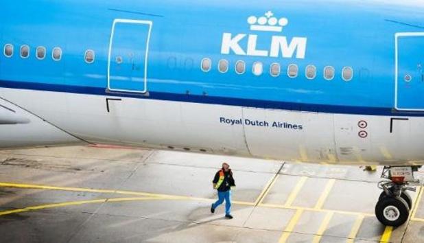 KLM staakt verre vluchten nu sneltest verplicht wordt voor reis naar Nederland