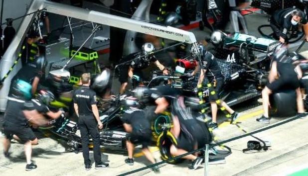 La Formule 1 ajoute quatre courses à son calendrier