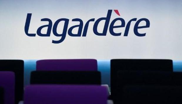 Lagardère pompt 25 miljoen euro in Brusselse luchthavenwinkels