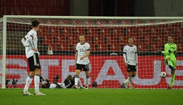 UEFA Nations League - Duitsland deelt de punten in spektakelduel met Zwitserland, Spanje verliest in Oekraïne