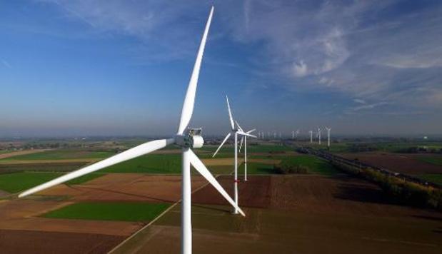 Record voor Vlaamse windmolens dankzij februaristormen