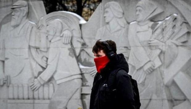Recordaantal besmettingen in Rusland, Letland en Litouwen