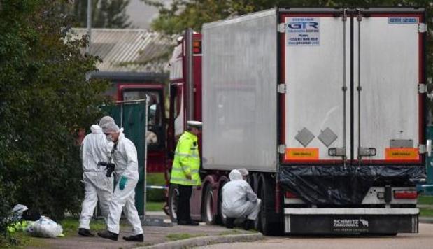 Zware celstraffen voor mensensmokkel met 39 doden in Engeland