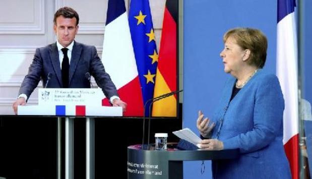 Espionnage: Macron et Merkel attendent des explications des USA et du Danemark