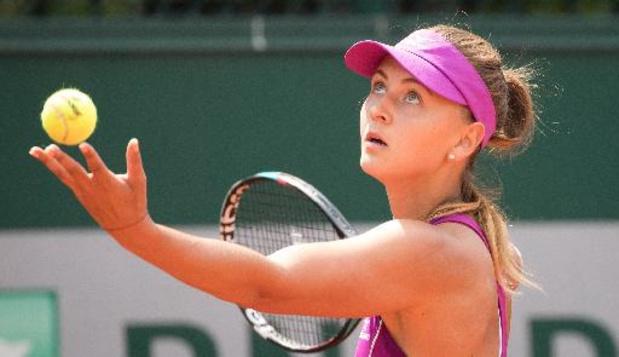 Cinquante places de mieux pour Zanevska au classement WTA, Zimmermann progresse en double, Elise Mertens 17e