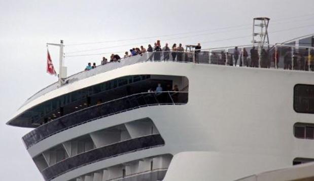 Zesduizend toeristen zitten vast cruiseschip in Mexico in afwachting van tests