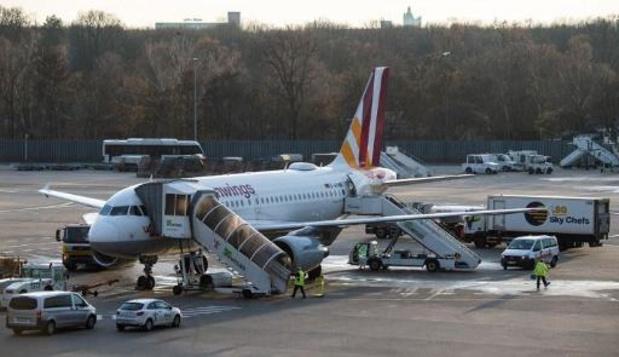 Cabinepersoneel van Germanwings is gestart met 72 urenstakingen