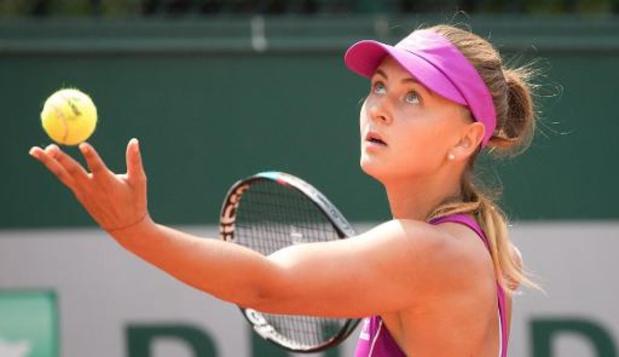 Zanevska volgt Minnen naar laatste voorronde Australian Open