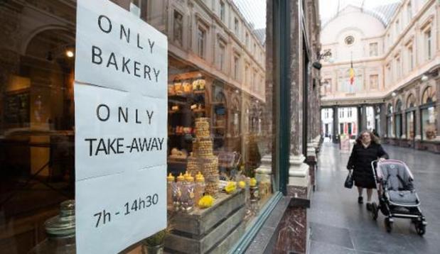 """""""Bakkers blijven ook na strengere maatregelen nog altijd open"""""""