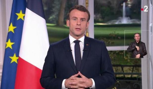 Réforme des retraites en France - La réforme des retraites sera menée à son terme, assure Emmanuel Macron