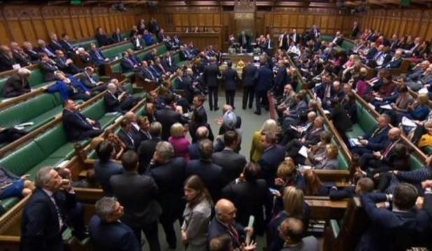 Brexit - La Chambre des communes approuve la tenue d'élections anticipées le 12 décembre