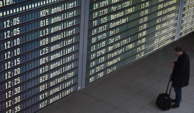 Lufthansa zit vandaag met vakbond rond de tafel om nieuwe stakingen te vermijden