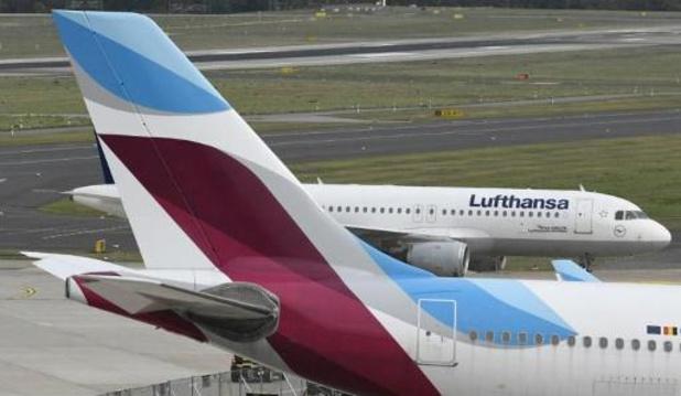 Allemagne: nouvel appel à la grève jeudi et vendredi chez Lufthansa