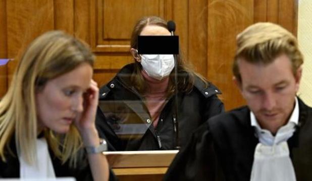 Jury verklaart Alinda Van der Cruysen schuldig aan moord