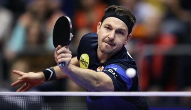 Championats d'Europe de tennis de table - Huitième titre européen pour Timo Boll