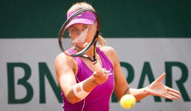 """WTA GDYNIA - Nouvelle demi-finale pour Zanevska : """"J'avais tout sous contrôle, ce qui fait plaisir"""""""