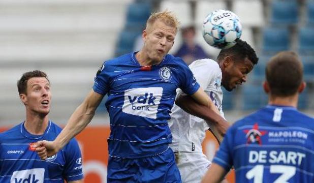 Jupiler Pro League - AA Gent geeft dubbele voorsprong uit handen tegen Beerschot