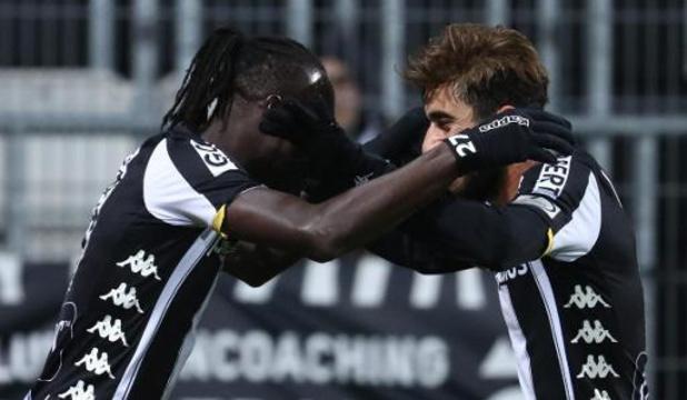 Jupiler Pro League - Charleroi domine le Cercle, Zulte Waregem cartonne contre Saint-Trond
