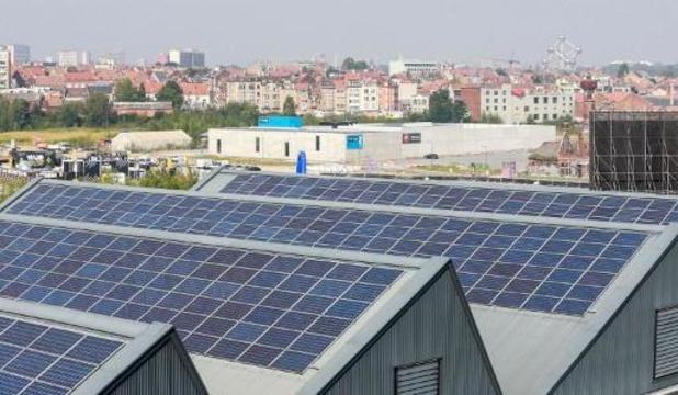 Vlaamse regering mikt op 40 procent meer zonne-energie tegen 2025