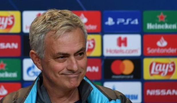 """Europa League - José Mourinho (Tottenham) : """"L'Antwerp est l'adversaire le plus difficile du groupe"""""""