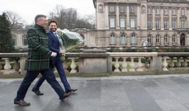 Formation fédérale - Bouchez et Coens attendus au Palais alors que la formation est dans l'impasse