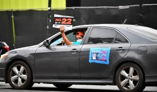 Uber en Lyft moeten statuut werknemers niet aanpassen