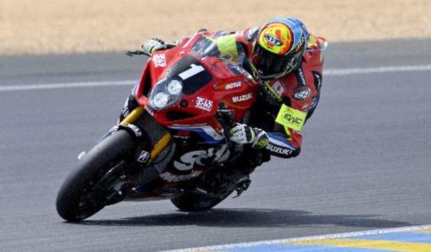 Xavier Siméon sacré champion du monde d'endurance motocycliste 2021