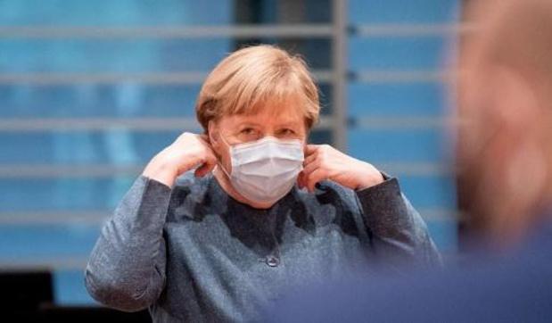 Spanningen Wit-Rusland: Oppositieleider Tichanovskaja ontmoet Merkel