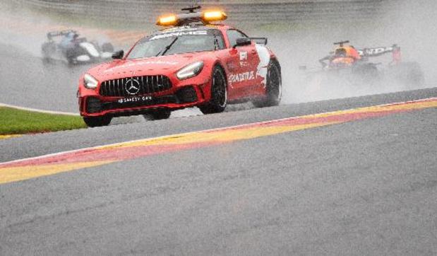 F1 - GP van België - FIA zag geen mogelijkheid om GP te verplaatsen naar maandag