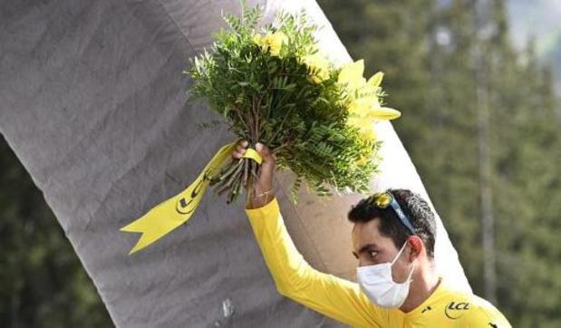 """Critérium du Dauphiné - Martinez na eindwinst: """"Een van de beste dagen uit mijn leven"""""""