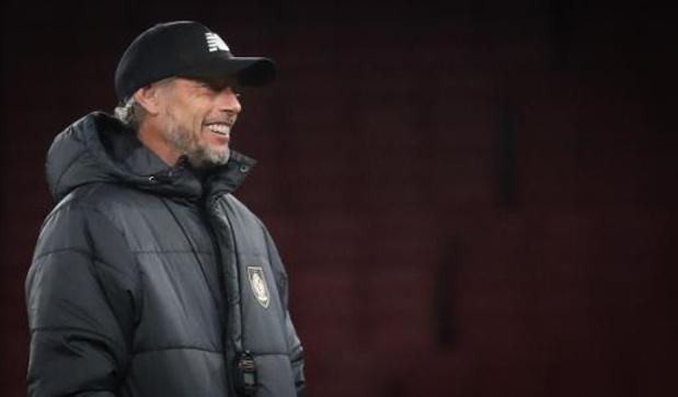 """Europa League - Preud'homme avant le match à Arsenal: """"Tirer des leçons de notre parcours de l'an dernier"""""""