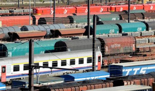 Federale regering maakt 6,8 miljoen vrij voor goederenvervoer per spoor