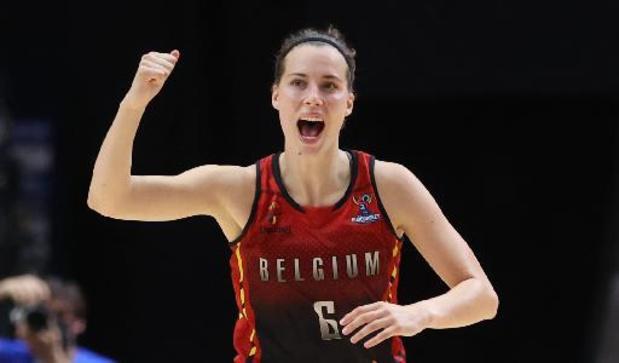 Euro de basket féminin - Après la médaille de bronze à Valence, le prochain objectif des Belgian Cats est à Tokyo