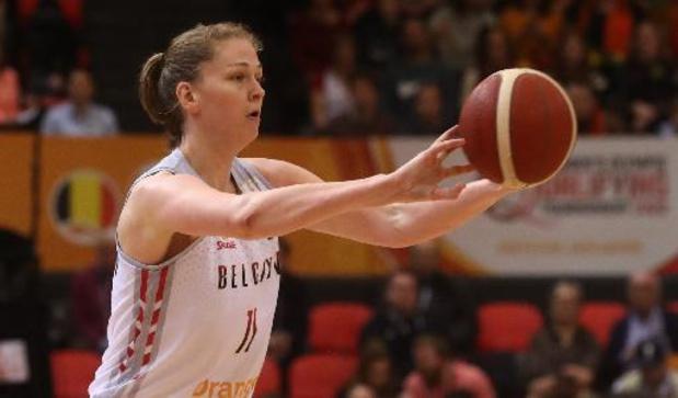 Emma Meesseman plaatst zich met Jekaterinenburg voor nieuwe finale